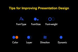 Tips for Improving Presentation Design