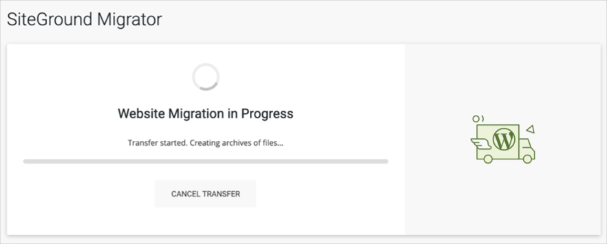 Website Migration in Progress