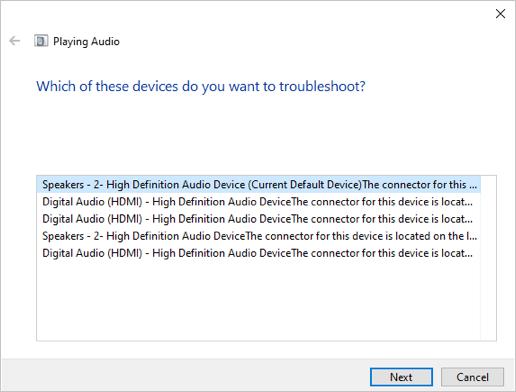 Select Headphones