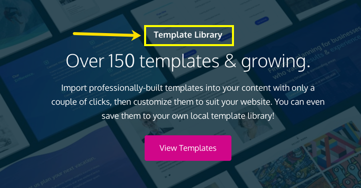 Confusing Template Library Name