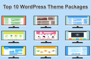 Top 10 WordPress Theme Packages