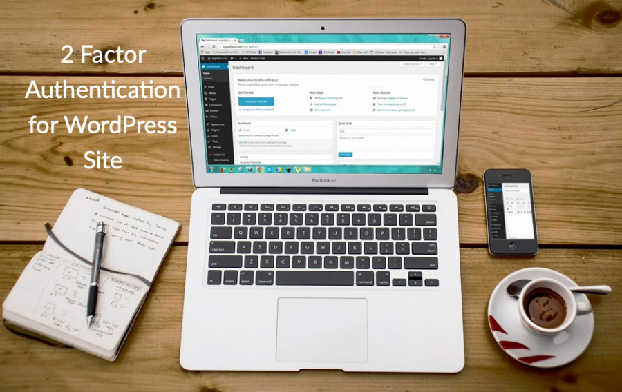 2 Factor Authentication for WordPress Site