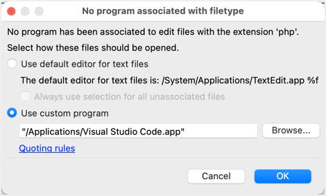 Associate Custom App