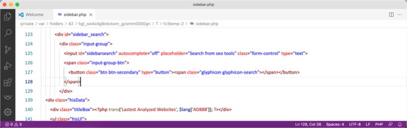 Edit File in Custom App