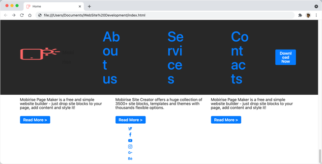 Зашифрованный веб-сайт