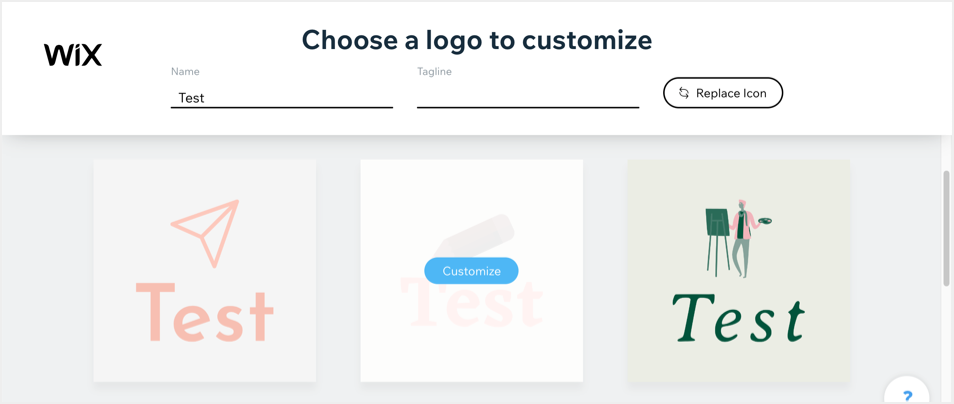 Customize Button on Hover