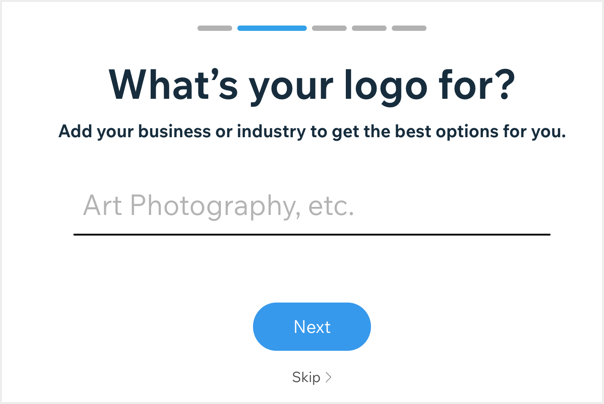 Enter Business or Industry Type