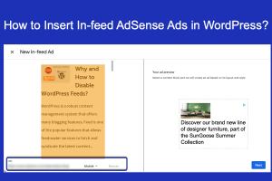 How to Insert In-feed AdSense Ads in WordPress?