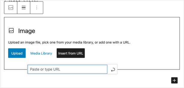 Insert Images from URL in WordPress