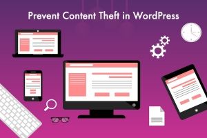 Prevent Content Theft in WordPressPrevent Content Theft in WordPress