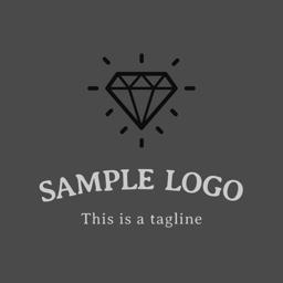 Sample Monochrome on Transparent
