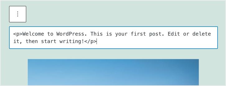 Edit Source HTML Code of Element