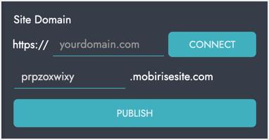 Publish Site
