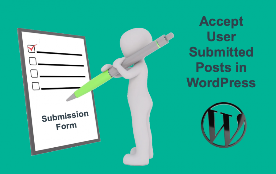 Accept User Submitted Posts in WordPress