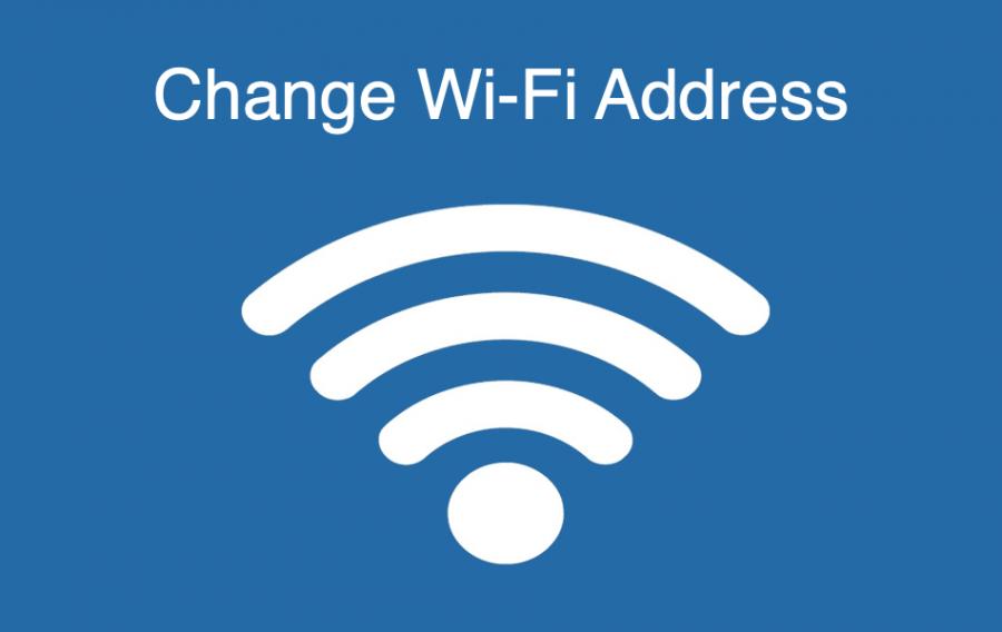 Change Wi-Fi Address