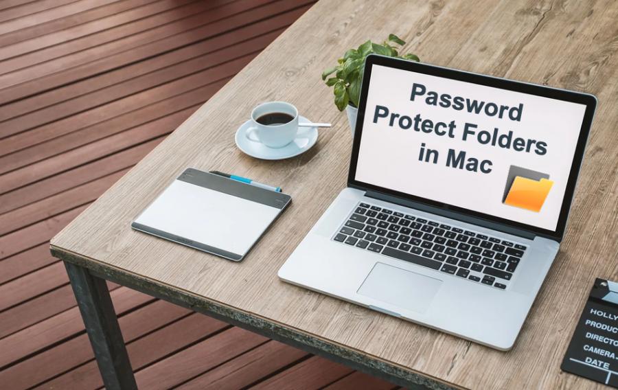 Password Protect Folders in Mac