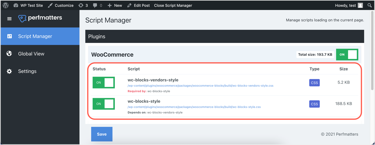 View WooCommerce Resources