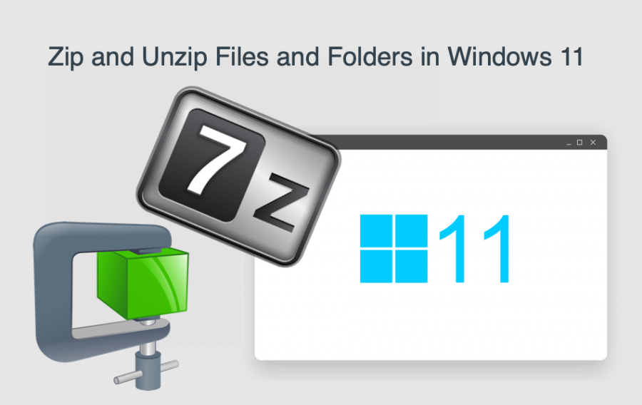 Zip and Unzip Files and Folders in Windows 11