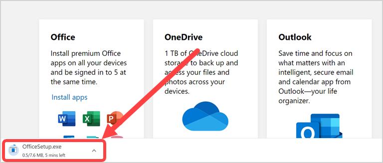 Download Installation File