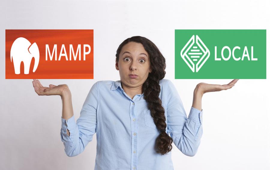 Local Vs MAMP Comparison
