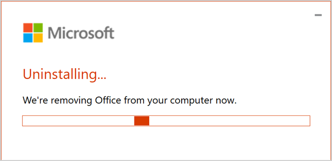 Removing Office from Computer