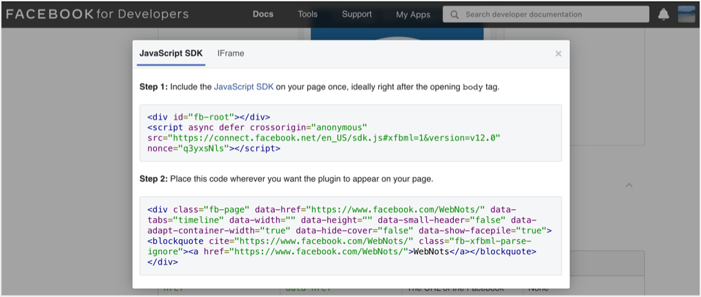 View Page Plugin Code